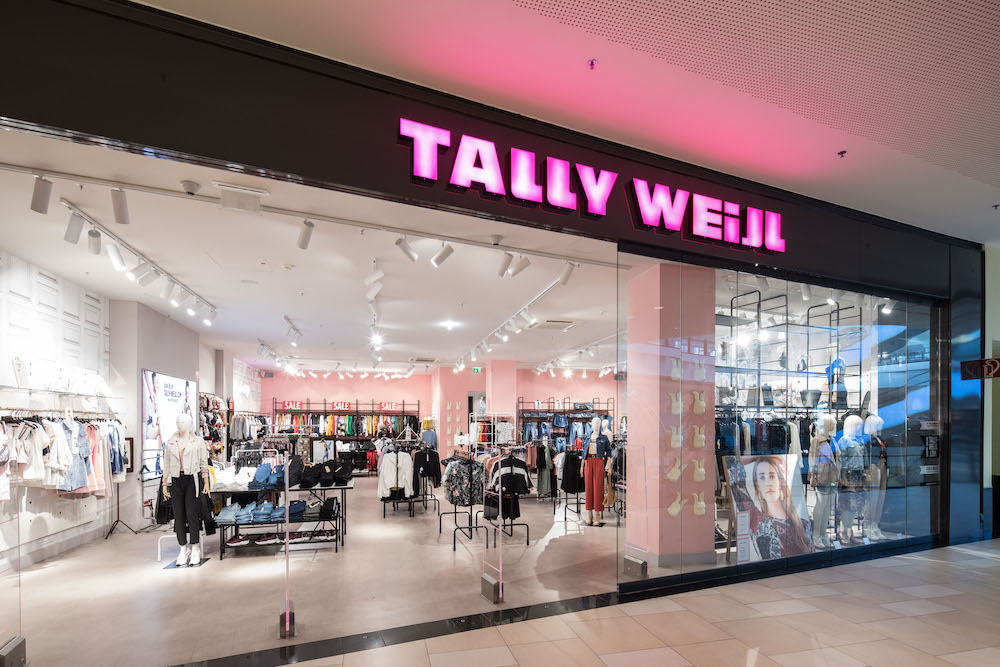 TALLY WEIJL - LOOP5